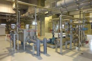 測定機器の輸入や水処理設備の輸出
